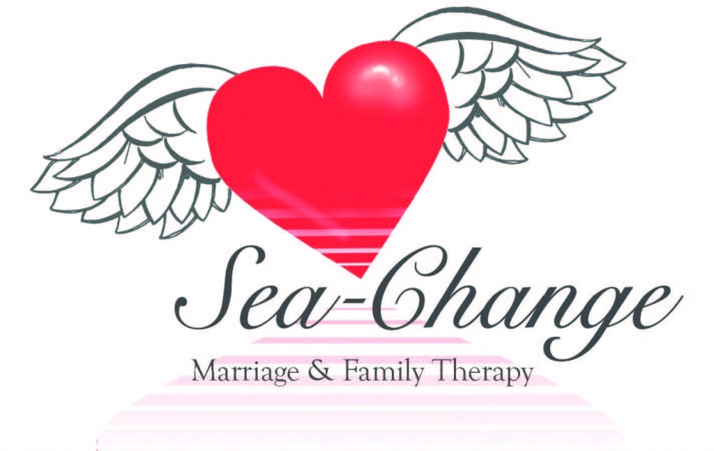 Sea Change Logo, with the i fixed, from Custom 1 Printing