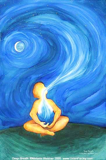 Daily Dose – Breathe in positivity….
