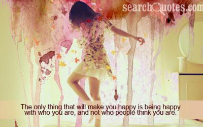 Daily Dose – The only thing that will make you happy…