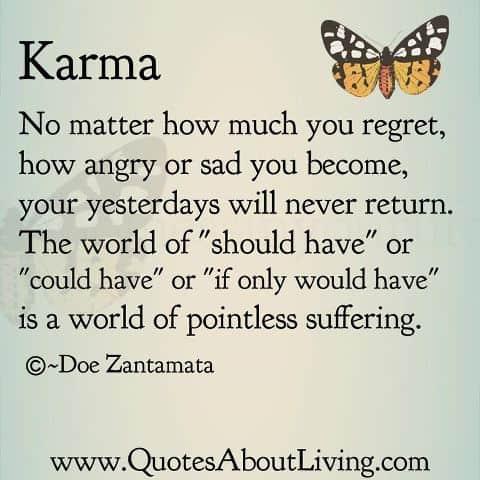 Daily Dose – Karma